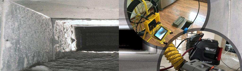 Air Duct Repair Katy